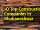 10 Top Construction Companies In Bhubaneshwar