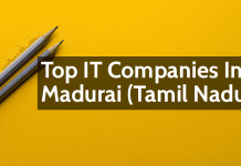 Top IT Companies In Madurai (Tamil Nadu)