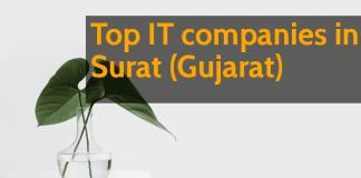 Top IT companies in Surat (Gujarat)