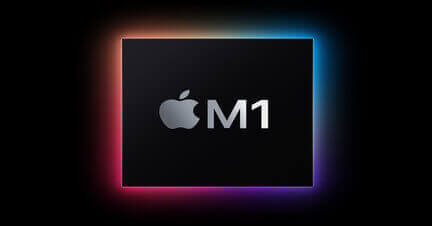 Apple New M1 Chip