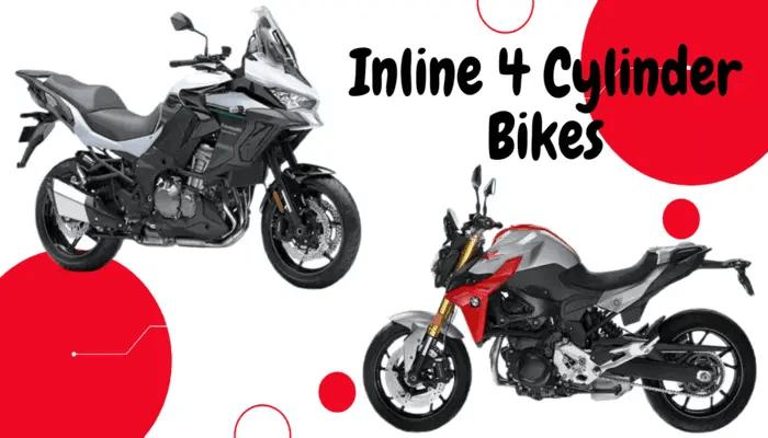 Inline 4 bikes