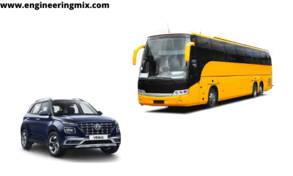types of automobile