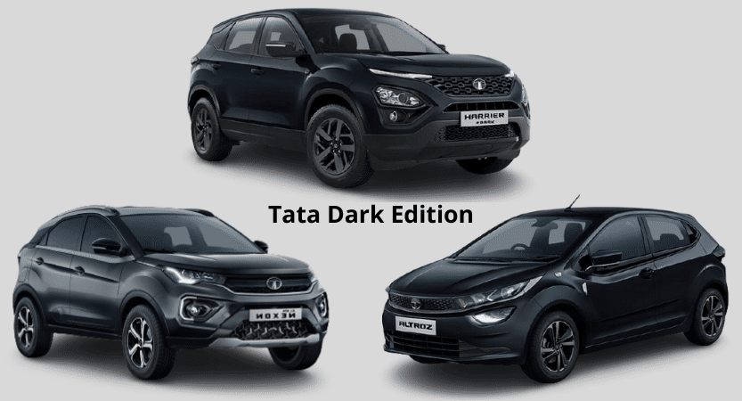 Tata Dark Edition