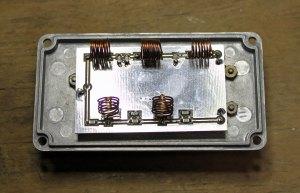 HF VHF receiver diplexer: i1wqrlinkradio