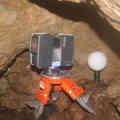 Faro-Scanner in der Höhle: 3D-Archäologie