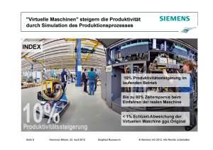 HMI 2012: Folie von Herr Russwurm zum Thema virtuelle Maschine