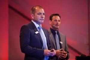 Die BCT-Geschäftsführer Jürgen Hillemann und Klaus Erdrich (v.l.) sehen Deutschland auf gutem Weg, aber vor Herausforderungen (Alle Bilder: BCT).