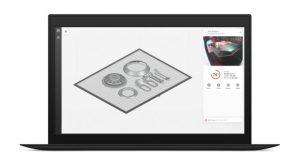 Makerbot Print kann jetzt CAD-Daten direkt importieren