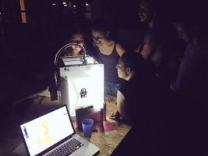 3D-Drucker: Eine Technologie, die alle begeistert - auch im Flüchtlingslager.