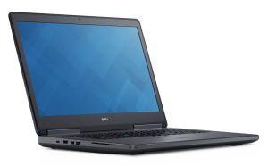 Die beiden Monitoranschlüsse auf der linken Seite hätte man auch hinten anbringen können (Bild: Dell).