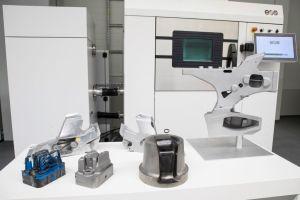 Bei Audi treiben Werkzeugbau und Gießerei-Technikum die Implementierung von AM in die Fertigung (Alle Bilder: Audi)
