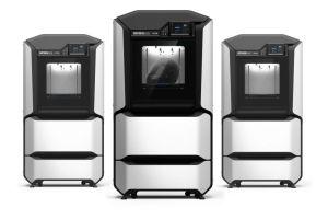 Die 3D-Druckerbaureihe F123 von Stratasys umfasst die Modelle F170, F270 und F370 (alle Bilder: Stratasys).