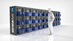 Der Stratasys Continuous Build 3D Demonstrator
