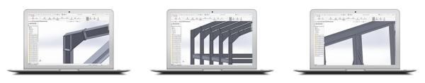 SolidSteel parametric für SolidWorks