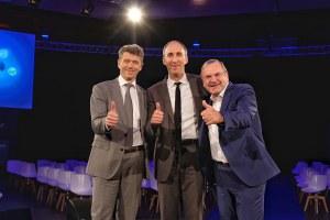 Blanchard, Mauch und Barth: Dassault Systèmes und Deutsche Telekom