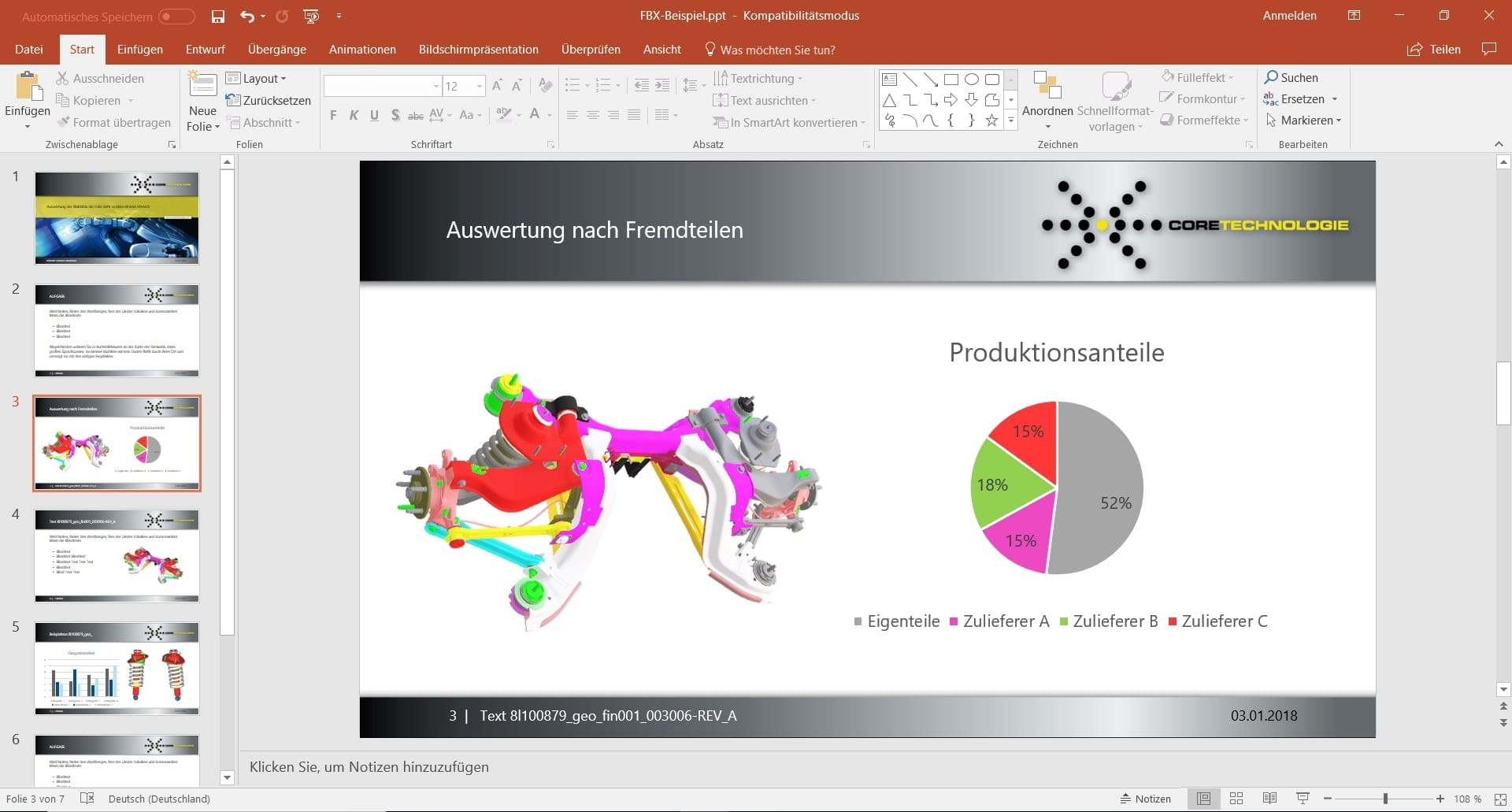 Charmant Industrielle Powerpoint Vorlagen Galerie - Entry Level ...