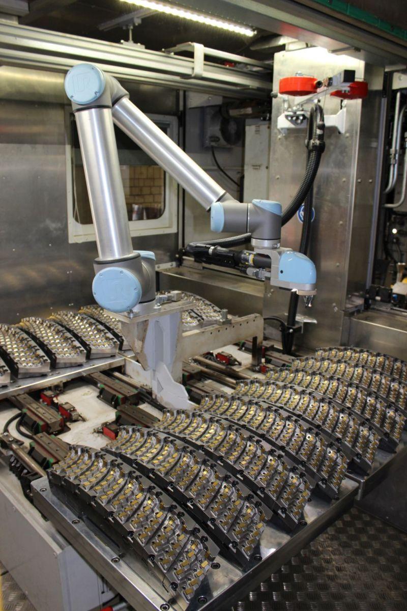 NSI Robotmaster: Roboterprogrammierung am 3D-Modell