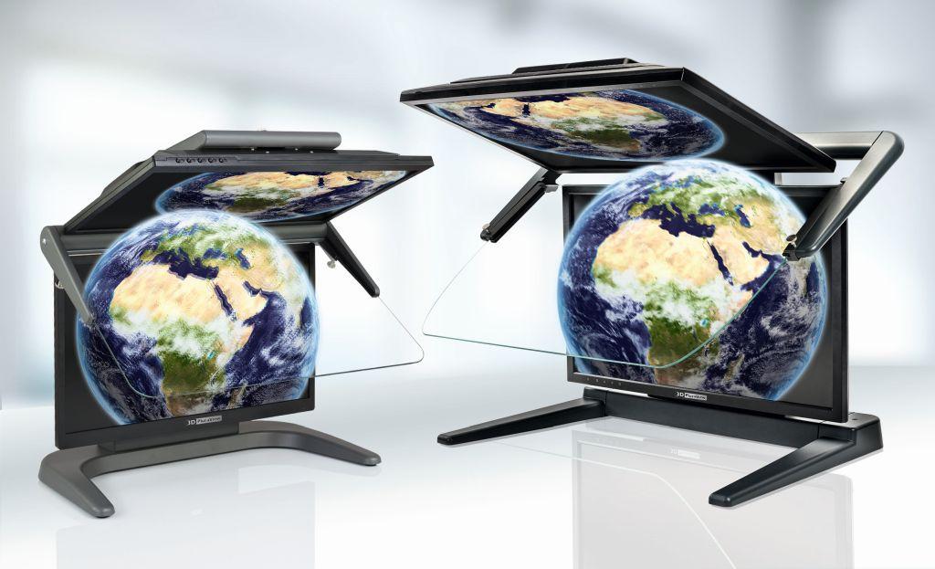 Schneider Digital: 3D PluraView bringt 3D auf dem Schreibtisch