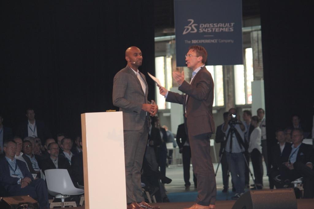 Dassault Systèmes: Liveblogging beim 3DExperience Forum