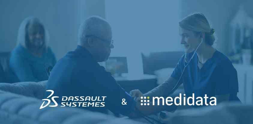 Dassault Systèmes und Medidata