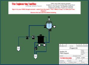 P&ID Diagram  Online Drawing Tool