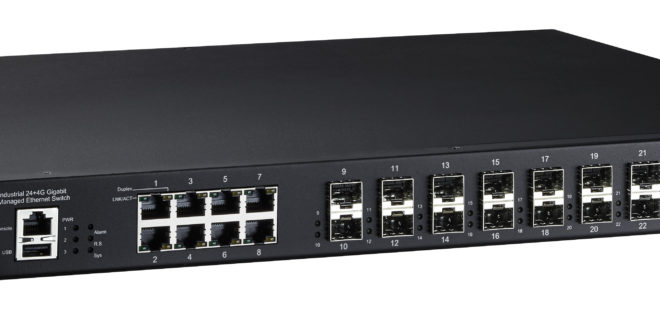 19 inch rack mount ethernet switches