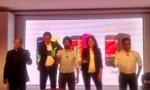 Motorola Launched Moto E in Event at New Delhi