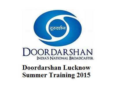 Doordarshan Lucknow Summer Training