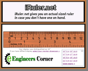 #Fact: Visit this website to get Online Ruler