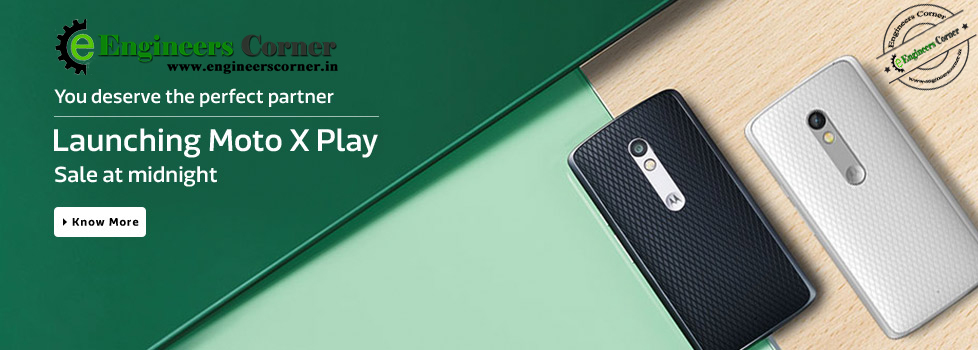 Motorola Moto X Play Launched in India, Priced at Rs 18499