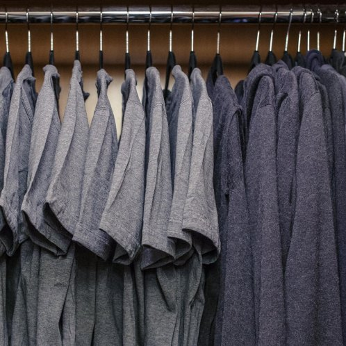 Mark Zuckerberg wardrobe