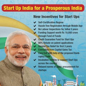 Modi Speech at Startup india event