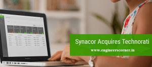 synacor acquires technorati