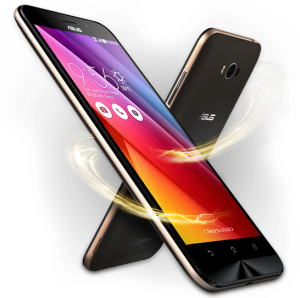 ASUS Zenfone Max upgraded