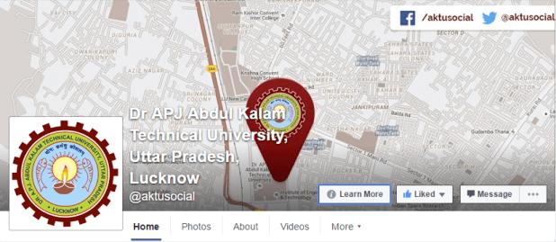 AKTU Facebook Page
