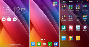 ASUS Zenfone Go 4.5 2nd Generation Zen User Interface