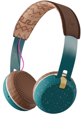 skullcandy Grind's premium sound quality and style now available as a Wireless Model