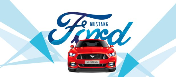New Ford Mustang 2016