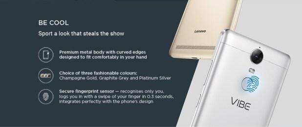 Lenovo Vibe K5 Note First Impression
