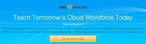 Amazon AWS Educate