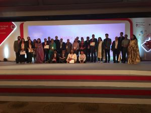 Vodafone and Nasscom Mobile for goood awards 2016