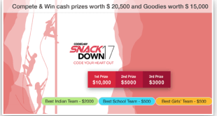 Codechef SnackDown 2017