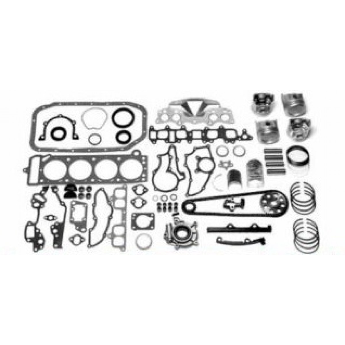 Certified Engine Kit Ek C5