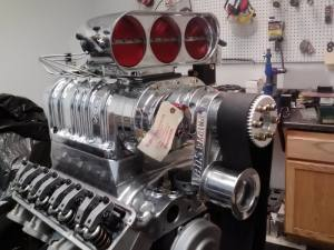 Video: Survival Motorsports Builds Blown ThousandHorsepower FE  EngineLabs