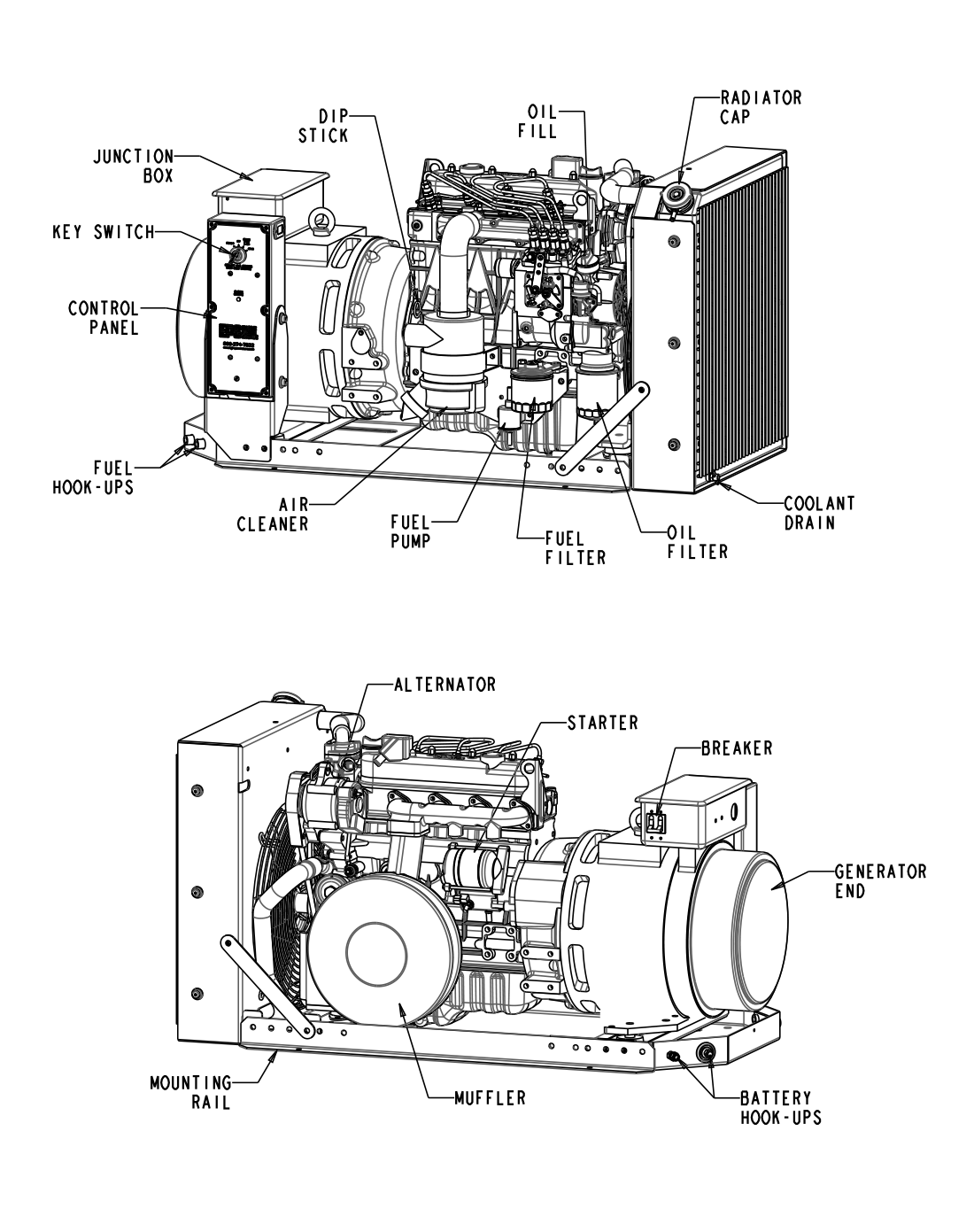 12 Kwsel Generator Details