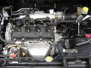 QR20DE 20 Engine for 0206 Nissan SENTRA SR20