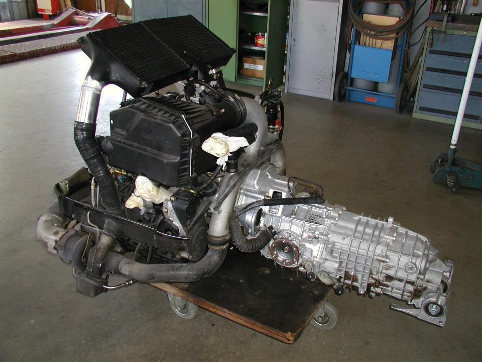 Vw Bus Engine Swap Kits