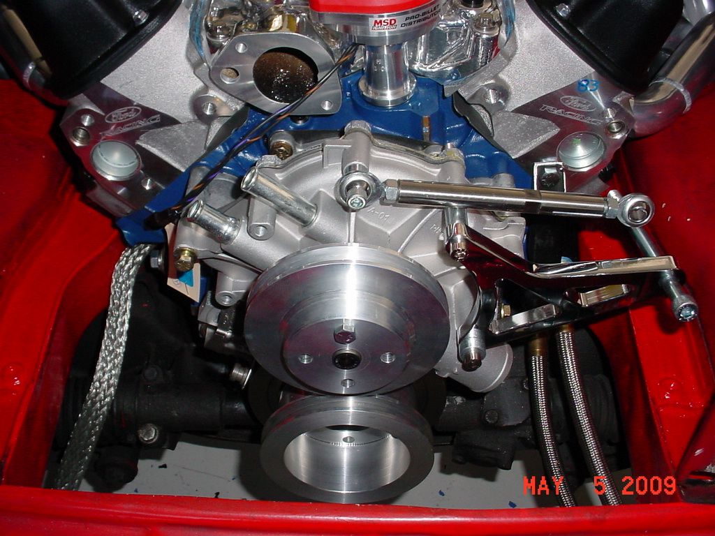 For Sale 1966 Mgb With A Ford V8 Engineswapdepotcom 66 302 Starter Coil Wiring Ci