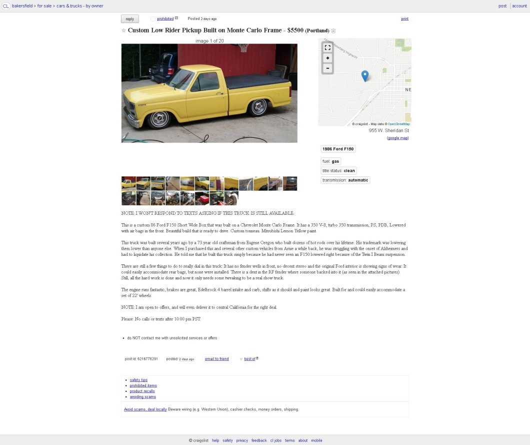 craigslist portland oregon cars trucks owner | Wordcars co