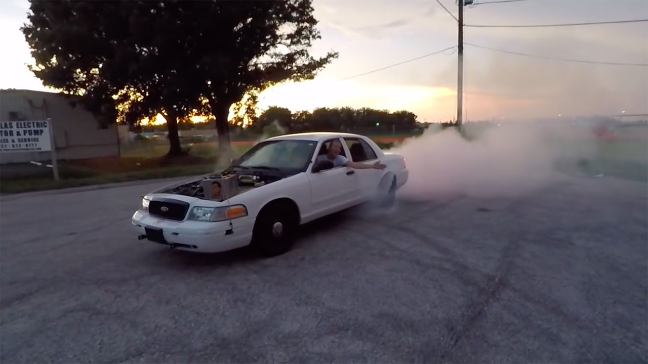 crown vic with a shelby gt500 supercharged v8 part 4 engine swap rh engineswapdepot com Custom Ford Crown Victoria Ford Crown Victoria Police Car